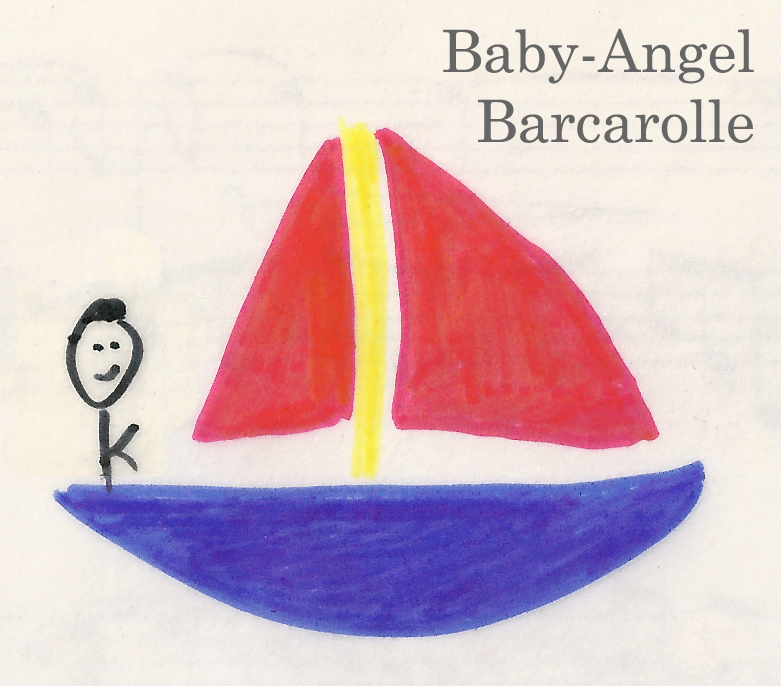 baby angel barcarolle